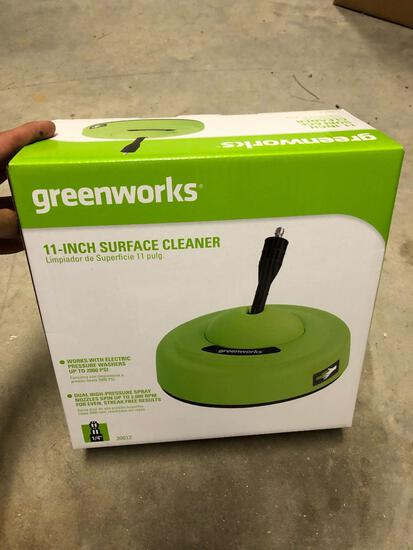 NEW Green Works Surface Cleaner for Pressure Washer