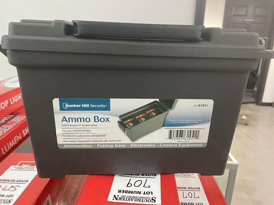 NEW Ammo Dry Box