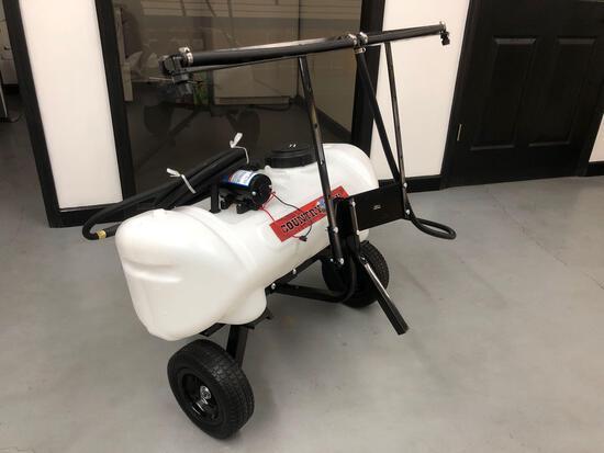NEW 15 Gallon Folding Lawn Sprayer
