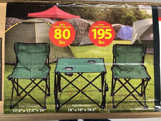 Folding Portable Camping Set