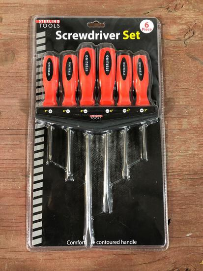 New Screwdriver Set