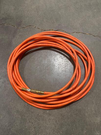 Orange Air Hose