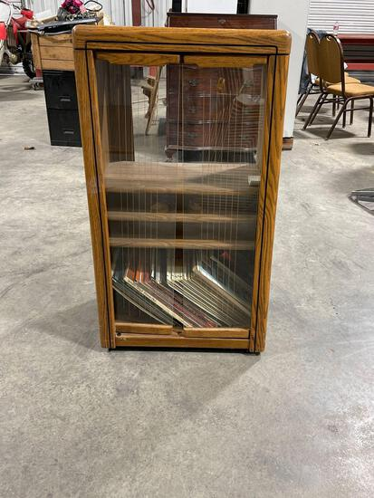 Wooden Cairo Cabinet