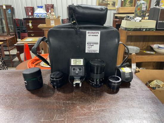 Photography supplies