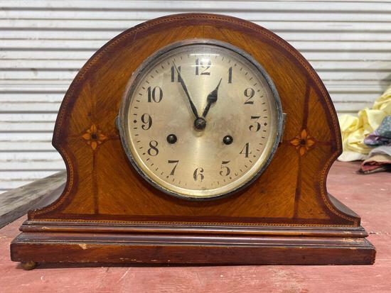 Antique Brown Clock