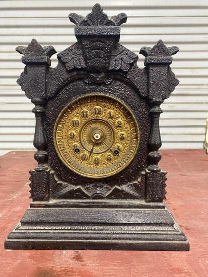 Antique Black Clock