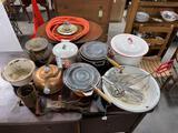 Vintage Kitchen Supplies