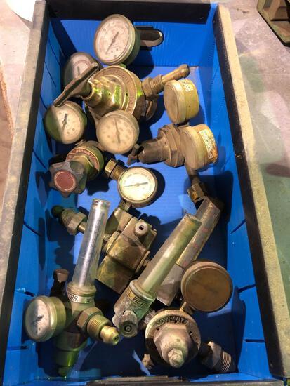 Various Torch Gauges