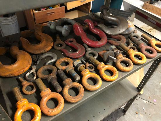 Misc. Hooks and Shackles