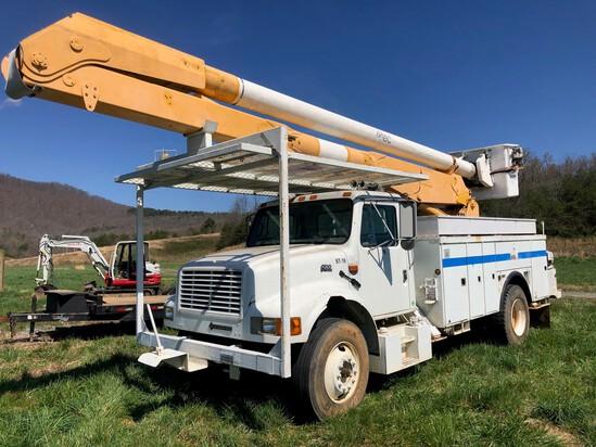 Live Public Truck & Equipment Auction