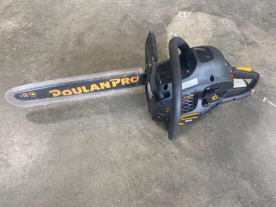 Poulan Pro PR4218 Chain saw