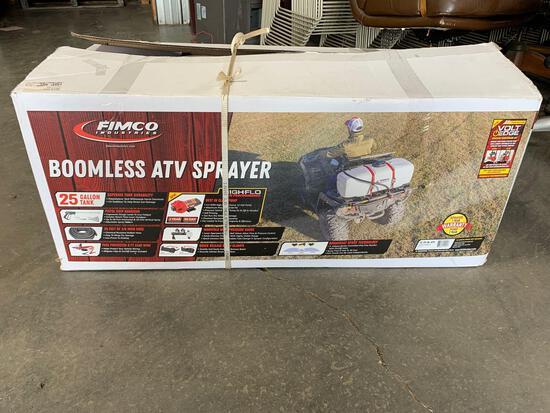 Fimco Boomless ATV Sprayer