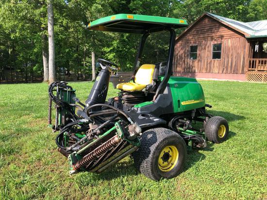 John Deere 3235C Reel Mower (Diesel)