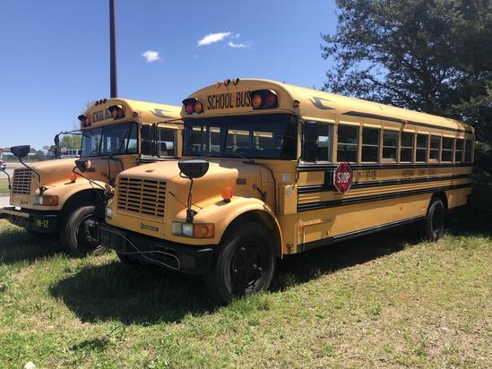 Habersham County Schools Absolute Surplus Auction