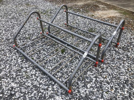 (2) Bicycle Racks