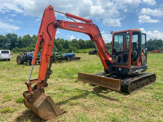Kubota KX161 Excavator