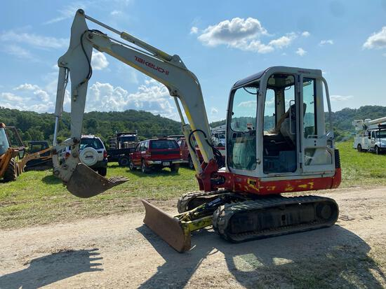 Takeuchi TB 135 Mini Excavator