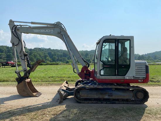 Takeuchi TB175 Excavator