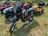 2007 Kawasaki KLR 650 Motorcycle