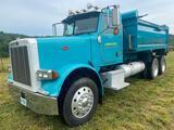 2008 Peterbilt Dump Truck