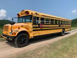 1997 International 3800 Blue Bird School Bus