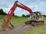 Link-Belt 130LX Excavator