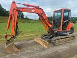 2005 Kubota KX121-3 Mini Excavator