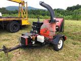 Bearcat 74950 Towable Wood Chipper