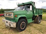 1988 Chevrolet C70 Dump Truck