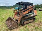 Takeuchi Tracked Skid Steer