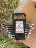 8pc Wrench Set