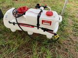 Chapin 30gal Battery Powered Sprayer