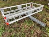 Traveler Aluminum Receiver Rack