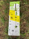 Greenworks 40volt String Trimmer & Jet Blower