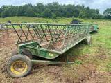 Hay Feeder Wagon