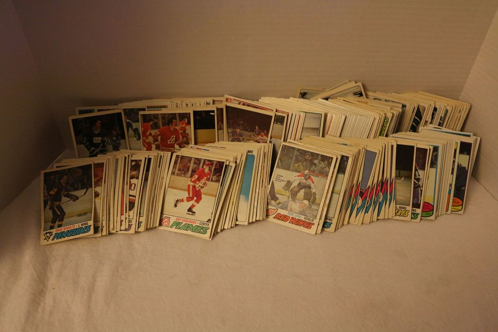 Assorted Sports Card Auction