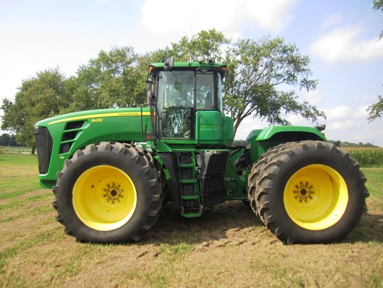 Mark Mathis Farm Retirement Auction