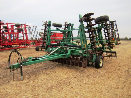 2011 Great Plains Turbo-Till 2400 Vertical Tillage