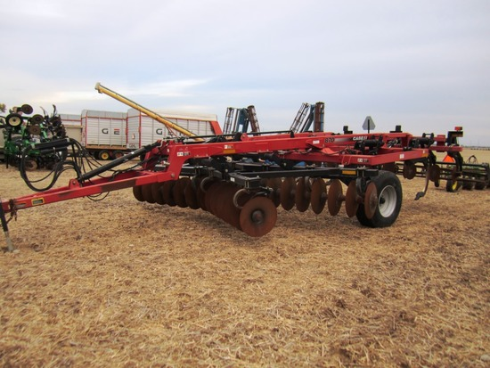 2012 Case IH Ecolo-Tiger 870 Ripper