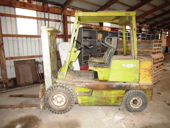 Clark 5k Lb. Diesel Forklift
