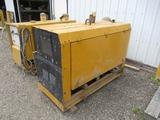 Diesel welder/generator