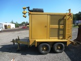 60 KW CAT 3304 Trailer Generator