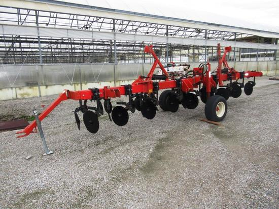 Clark NH3 Applicator Toolbar
