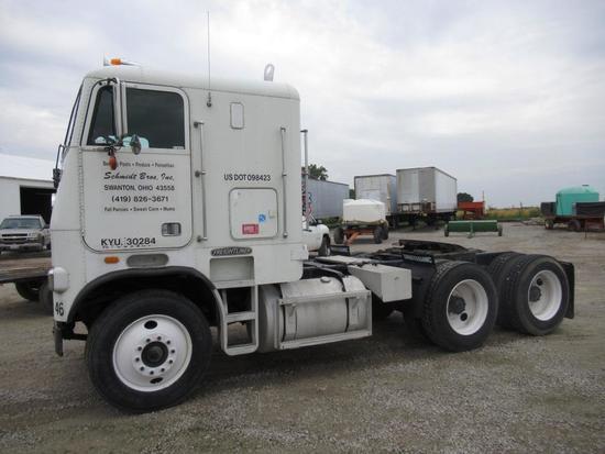 1988 Freightliner Semi Tractor