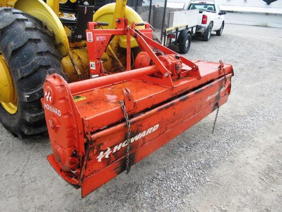 "Howard HR-15 75"" 3pt. Rototiller"