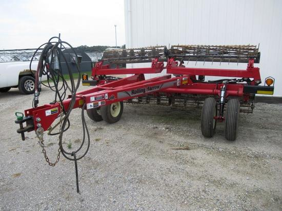 Unverferth 225 24' Rolling Basket Harrow