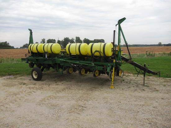 John Deere 7200 Precision Planter