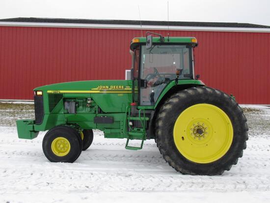 Mark Chamberlain Online Only Farm Auction