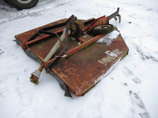 5' Rotary Mower - For Parts