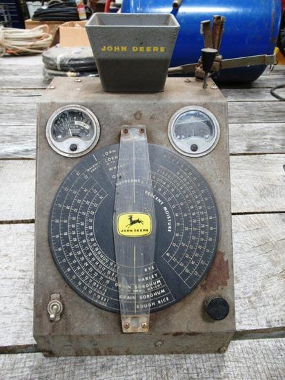 Vintage John Deere Moisture Tester